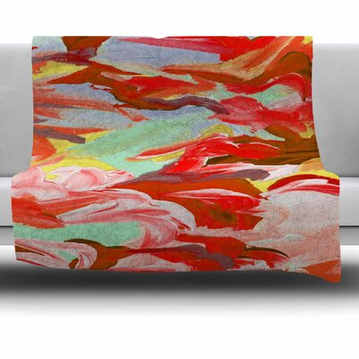 Still up in the Air 4 by Ebi Emporium Fleece Blanket