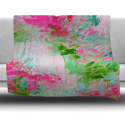 Whispered Song 2 by Ebi Emporium Fleece Blanket