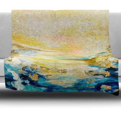 The Reverie by Ebi Emporium Fleece Blanket