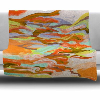 Still up in the Air 5 by Ebi Emporium Fleece Blanket