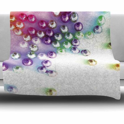 Pearl by Louise Machado Fleece Blanket