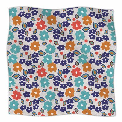 Joli by Louise Machado Fleece Blanket Size: 80 L x 60 W