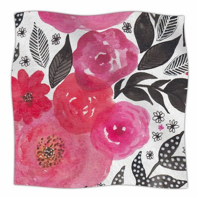 Garden by Li Zamperini Fleece Blanket