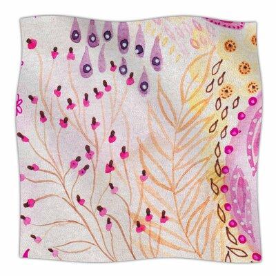 Delicada by Li Zamperini Fleece Blanket