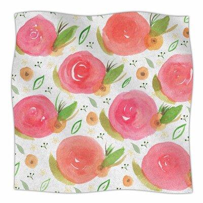 Florsle by Li Zamperini Fleece Blanket