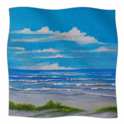 Sanibel Island by Rosie Brown Fleece Blanket