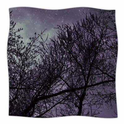 Sky by Sylvia Coomes Fleece Blanket