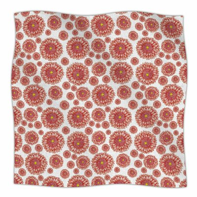 Flowers. Gerbera by Alisa Drukman Fleece Blanket