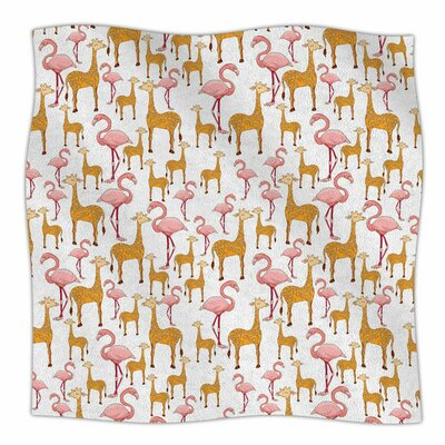 Summer by Alisa Drukman Fleece Blanket
