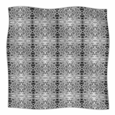 Rage Against the Machine BW by Bruce Stanfield Fleece Blanket Size: 80 L x 60 W