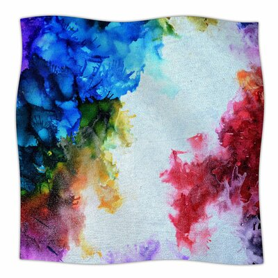 Fiona by Claire Day Fleece Blanket