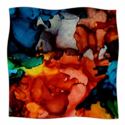 Fun Loving by Claire Day Fleece Blanket