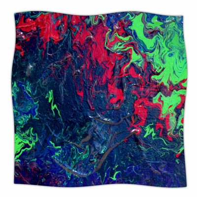 Free Falling by Claire Day Fleece Blanket