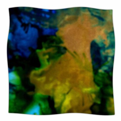 Relax by Claire Day Fleece Blanket