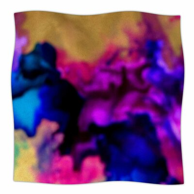 Lovely by Claire Day Fleece Blanket