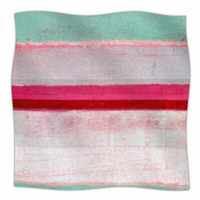 Higher by CarolLynn Tice Fleece Blanket Size: 80 L x 60 W