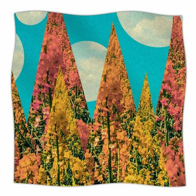 Day by Cvetelina Todorova Fleece Blanket