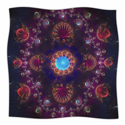 Royal Jewels by Cvetelina Todorova Fleece Blanket