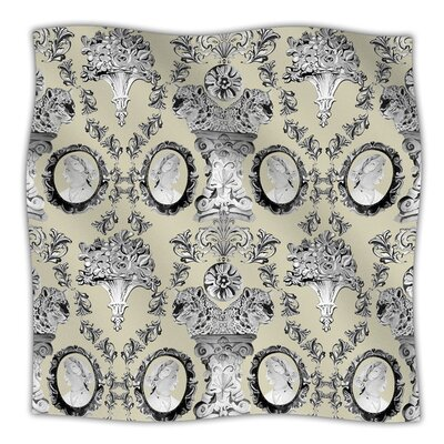 Imperial Palace by DLKG Design Fleece Blanket