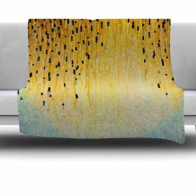 Mystic Garden 1 by Ebi Emporium Fleece Blanket