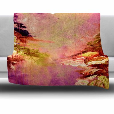 Winter Dreamland 3 by Ebi Emporium Fleece Blanket