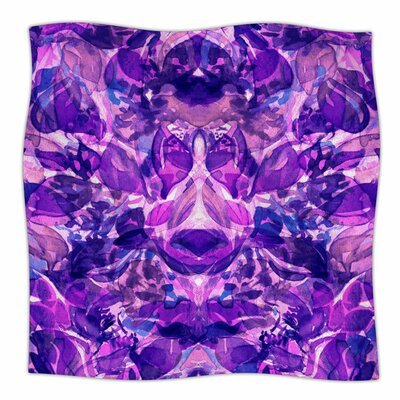 Enchanted Forest 8 by Ebi Emporium Fleece Blanket