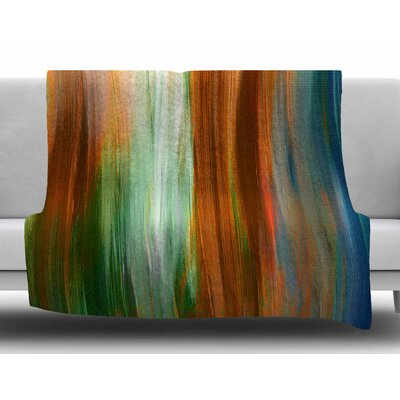 Irradiated 4 by Ebi Emporium Fleece Blanket