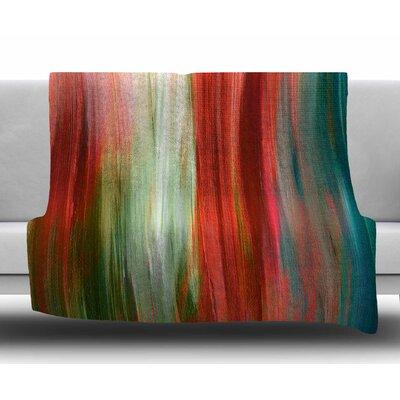 Irradiated 1 by Ebi Emporium Fleece Blanket