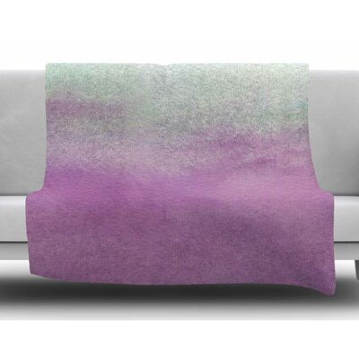 Ombre by Li Zamperini Fleece Blanket