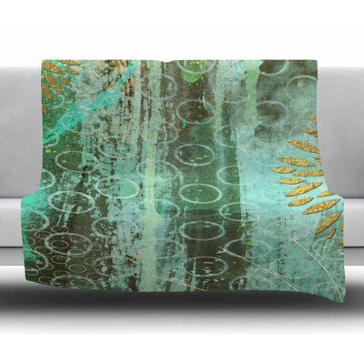 Land by Li Zamperini Fleece Blanket