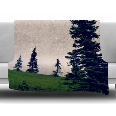 Little by Little by Robin Dickinson Fleece Blanket
