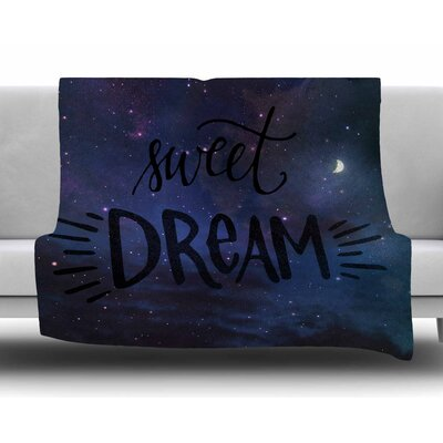 Sweet Dream by Robin Dickinson Fleece Blanket