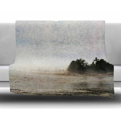 He Who Seeks Beauty by Robin Dickinson Fleece Blanket