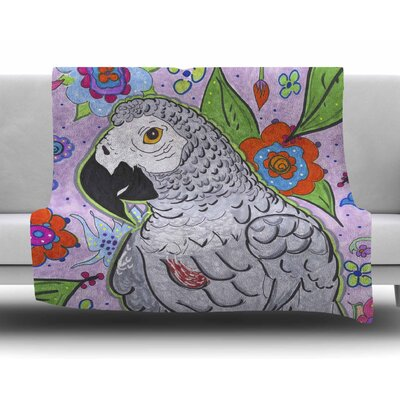 Rio by Rebecca Fisher Fleece Blanket