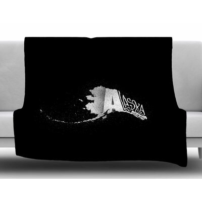 Alaska by BarmalisiRTB Fleece Blanket