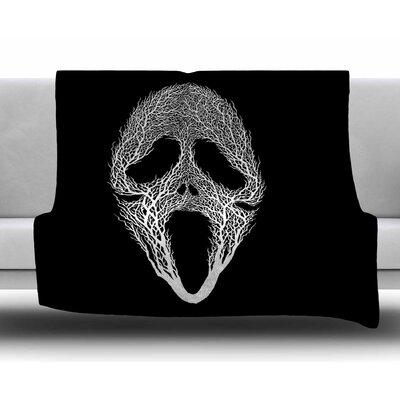 The Scream Tree by BarmalisiRTB Fleece Blanket