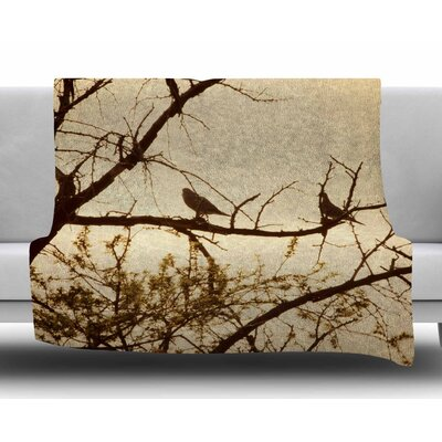 Sylvia Coomes Fleece Blanket