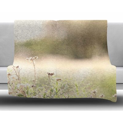 Shimmering Light by Sylvia Coomes Fleece Blanket