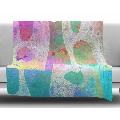 Villi by AlyZen Moonshadow Fleece Blanket