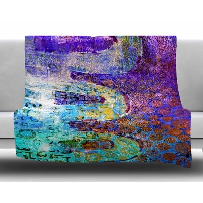 Arcane 2 by AlyZen Moonshadow Fleece Blanket