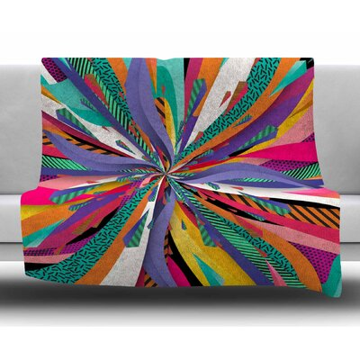 Pop by Danny Ivan Fleece Blanket