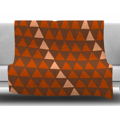Overload Autumn by Matt Eklund Fleece Blanket