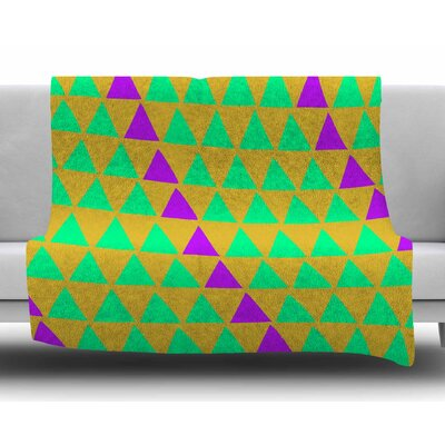 Fiesta by Matt Eklund Fleece Blanket