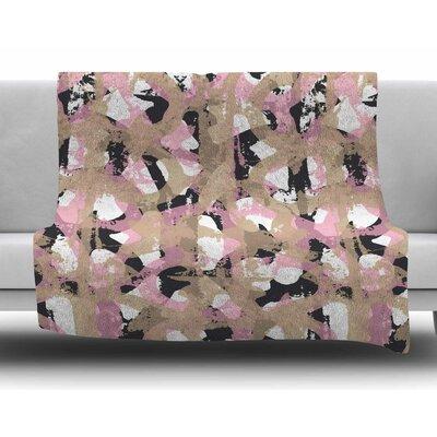 Skap by Chickaprint Fleece Blanket