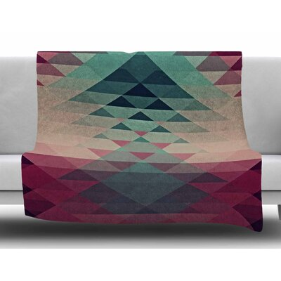 Hipster by Nika Martinez Fleece Blanket