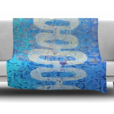 Arcane 1 by AlyZen Moonshadow Fleece Blanket