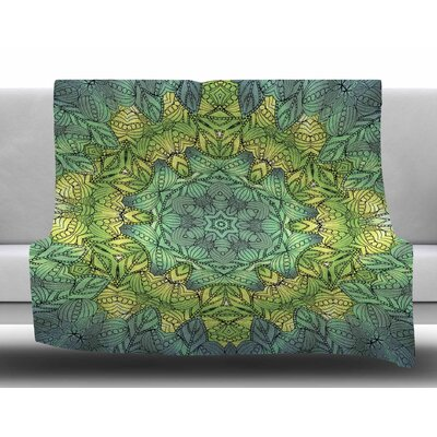Fairy Mandala by Art Love Passion Fleece Blanket