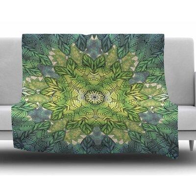 Celtic Mandala by Art Love Passion Fleece Blanket