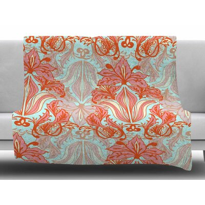 Baroque by Amy Reber Fleece Blanket