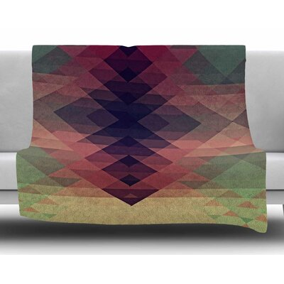 Hipsterland by Nika Martinez Fleece Blanket